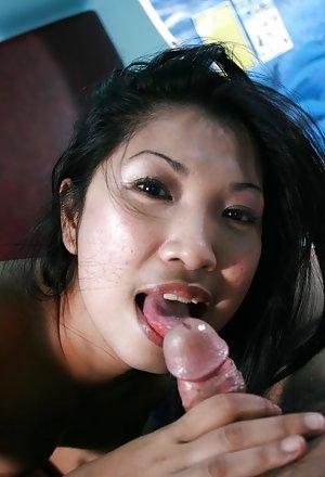 Asian Blowjob Pics
